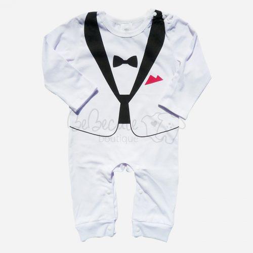 bebecute jumpsuit tuxedo 9699001