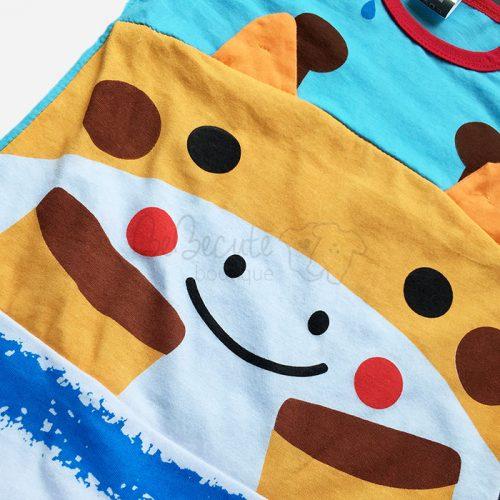 bebecute giraffe jumpsuit 9699003