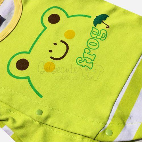 bebecute frog jumpsuit 9699006