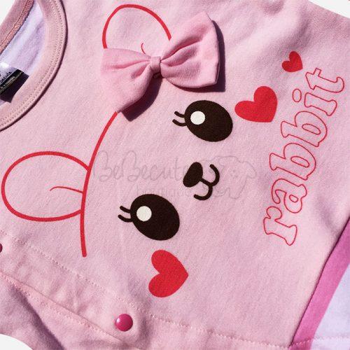 bebecute rabbit jumpsuit 9699006