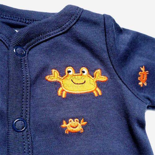 bebecute crab jumpsuit 9699018