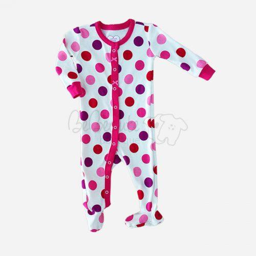 bebecute polka dots jumpsuit 9699019
