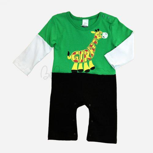 bebecute giraffe jumpsuit 9699023