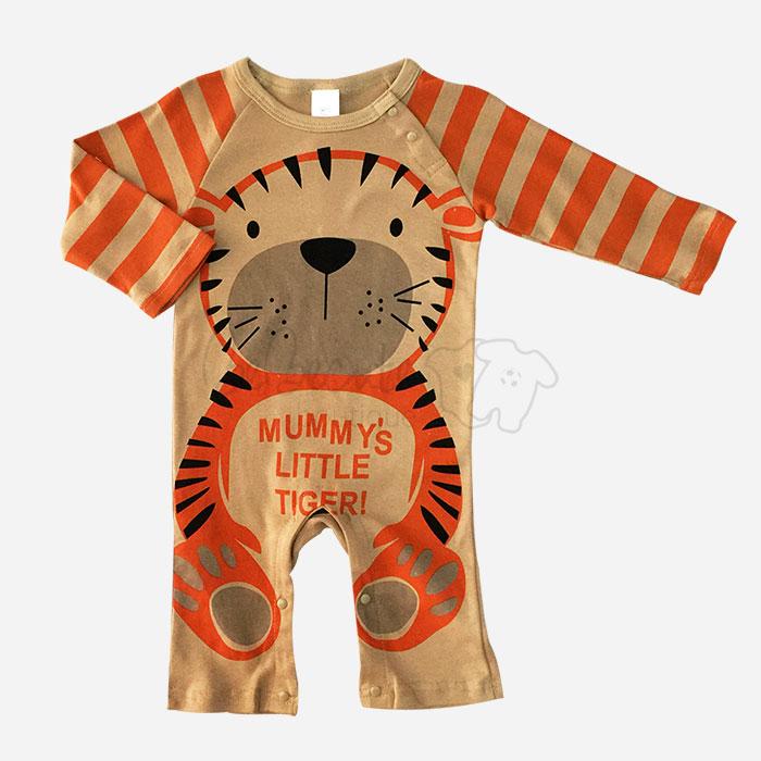 bebecute tiger jumpsuit 9699025