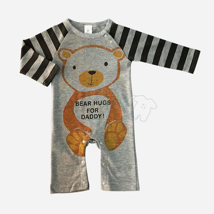 bebecute bear jumpsuit 9699026