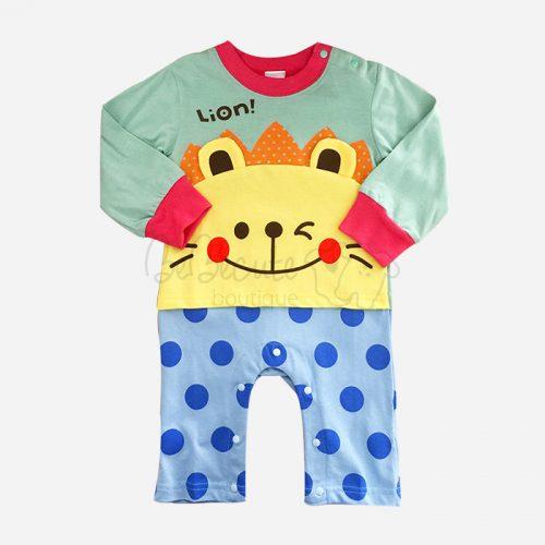 bebecute lion jumpsuit 9699029