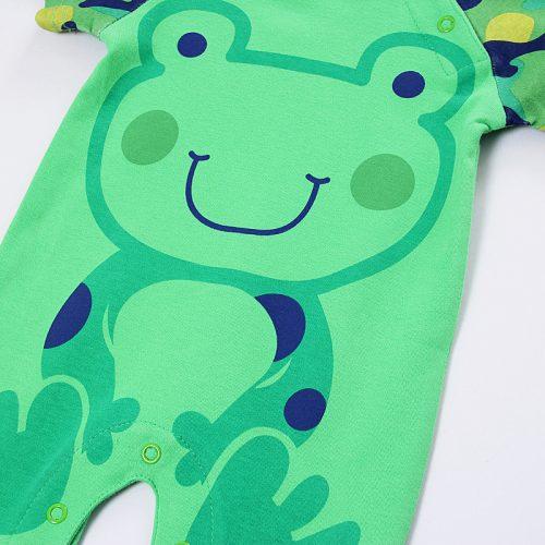 bebecute rompers frog 9666002
