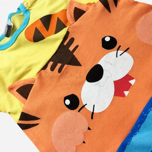 bebecute rompers tiger 9666012