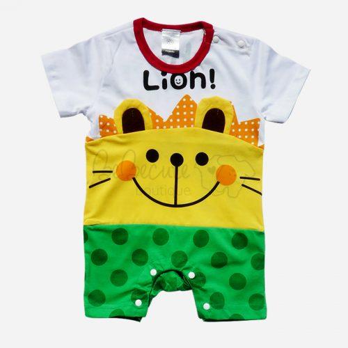 bebecute rompers lion 9666020