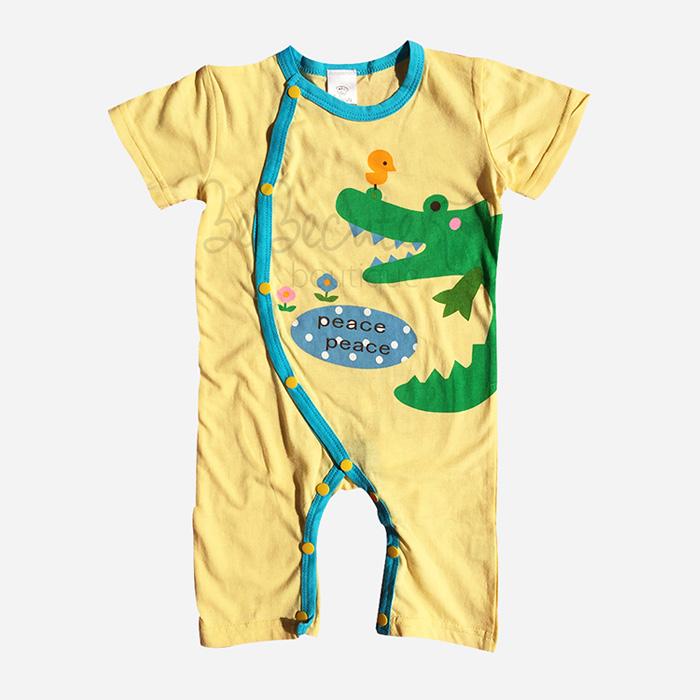 bebecute crocodile jumpsuit 9699014