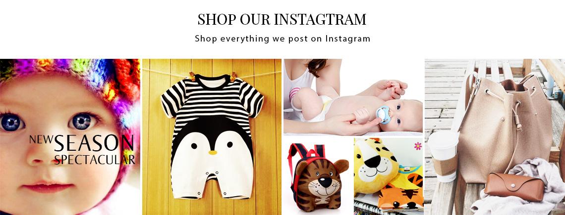 shop our bebecute instagram